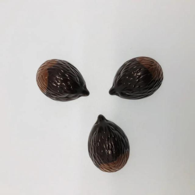 Hérissons amandes et caramel