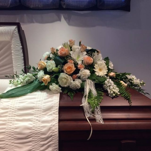 Couvre cercueil