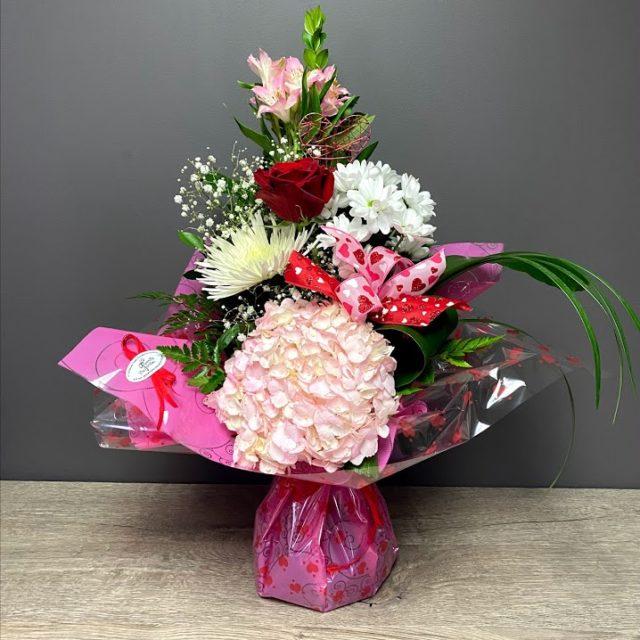 Les dames de fleurs Bouquett'o